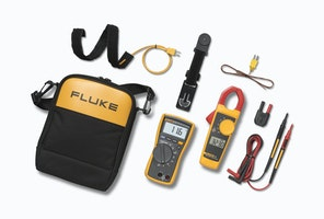 HVAC MULTIMETER AND CLAMP METER COMBO KIT
