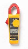 400A AC TRUE RMS CLAMP METER W/TEMP