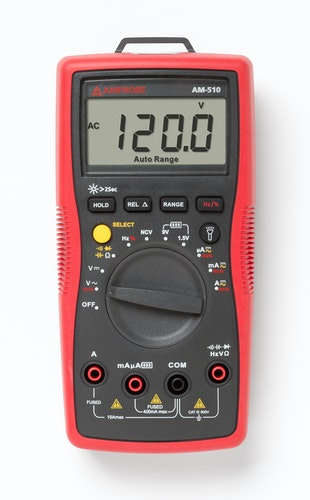 RESIDENTIAL DIGITAL MULTIMETER