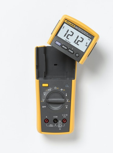 REMOTE DISPLAY TRUE RMS MULTIMETER
