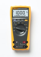 TRMS MULTIMETER W/BACKLIGHT & TEMP (ENG, SP, FR, POR)